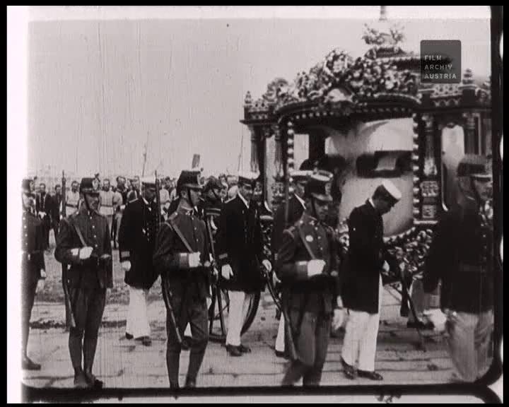 Das-Attentat-auf-den-Thronfolger-Erzherzog-Franz-Ferdinand-am-28-Juni-1914-Sarajevo